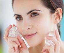 Cách làm giảm tức thì tình trạng mệt mỏi cho da mặt