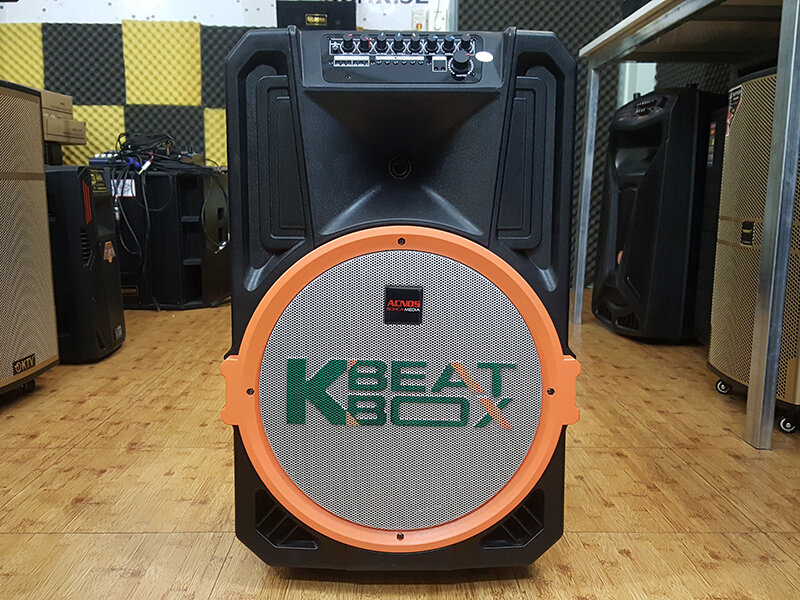 Loa kéo Acnos KB39U - BeatBox