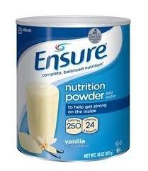 Sữa bột Ensure USA cho người lớn 400g