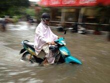 5 bước xử lý xe máy khi bị ngập nước