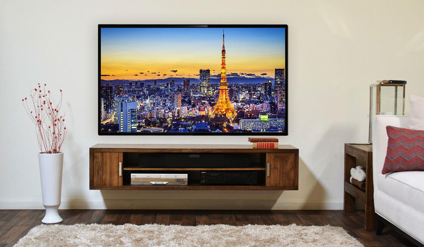 5 cách chọn mua Smart tivi màn hình to đặt phòng khách