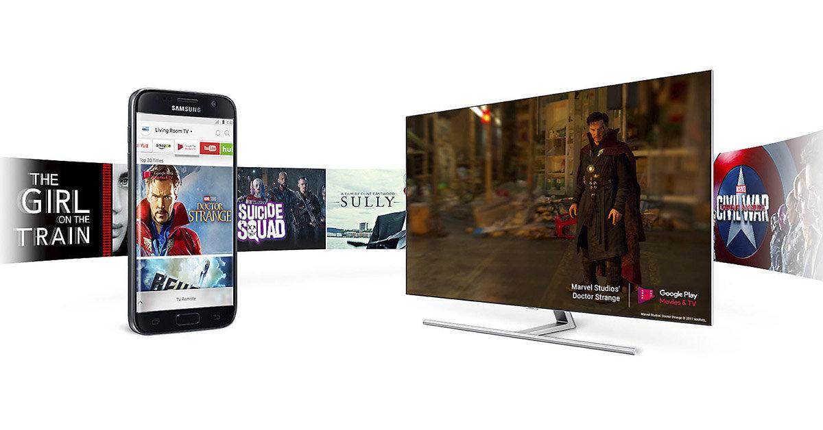 5 cách kết nối điện thoại iPhone với smart tivi Samsung thông dụng nhất
