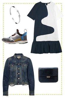 5 cách mix giày sneaker cho trang phục công sở vào mùa đông