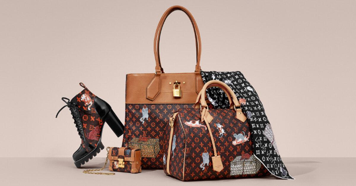 5 cách phân biệt túi xách Louis Vuitton chính hãng thật – giả