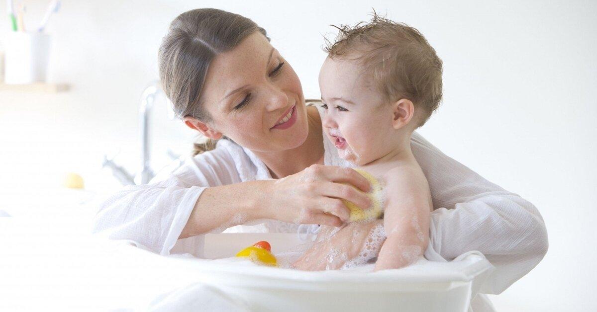 5 câu hỏi thường gặp khi sử dụng sữa tắm cho trẻ sơ sinh Lactacyd