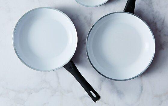 5 chảo chống dính ceramic chịu nhiệt không kén bếp dễ rửa giá từ 140,000 đồng