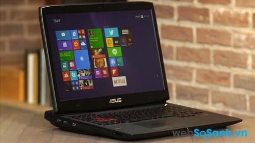 5 chiếc laptop Asus tốt nhất trên thị trường hiện nay
