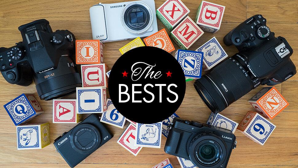 5 chiếc máy ảnh tốt nhất dành cho cả gia đình