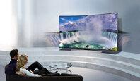 5 chiếc tivi màn hình cong đầy ấn tượng cho tết 2017