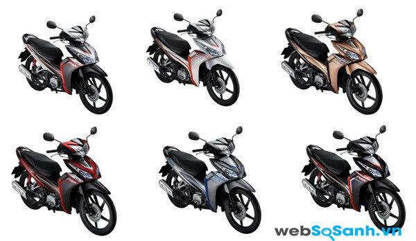 5 chiếc xe máy phù hợp nhất với sinh viên