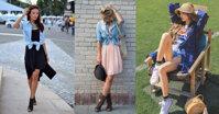 """5 Công thức giúp nàng diện áo sơ mi cả hè không chán """"chuẩn không cần chỉnh"""""""