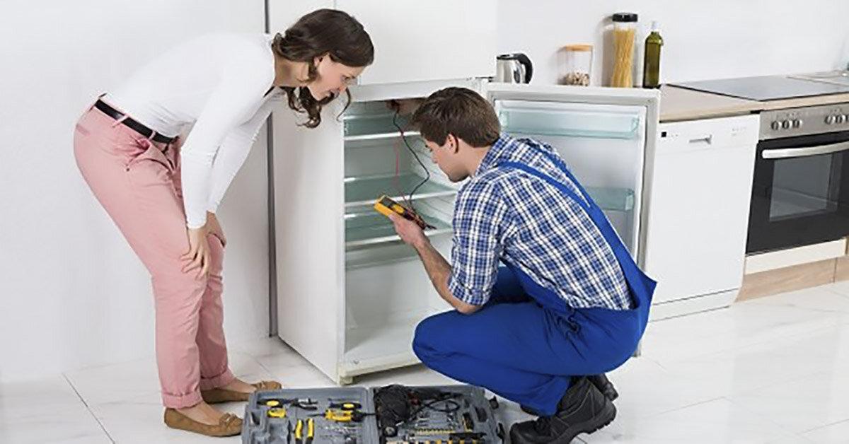 """5 dấu hiệu cho biết tủ lạnh cần được bão dưỡng """"ngay và luôn"""""""