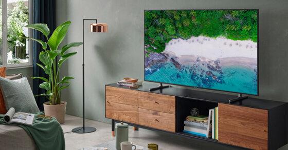 5 điểm khiến smart tivi Samsung4K 55 inch UA55RU8000 hot nhất 2019