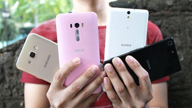 5 điện thoại Android tầm trung sở hữu RAM 3GB
