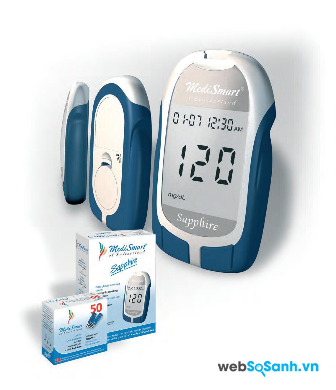 5 điều không thể bỏ qua khi mua máy đo đường huyết