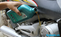 5 điều không thể bỏ qua trước khi thay dầu nhớt xe máy
