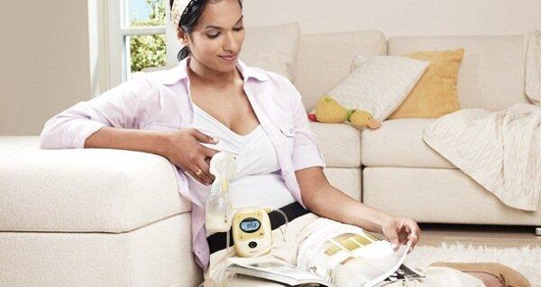 5 điều mẹ nên làm khi sử dụng máy hút sữa