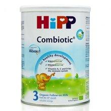 5 lí do nên chọn sữa bột Hipp 3 Combiotic Organic cho bé