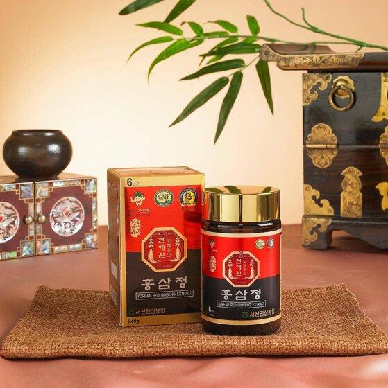 5 loại sâm Hàn Quốc bồi bổ nguyên khí, mua làm quà biếu tặng tốt nhất?