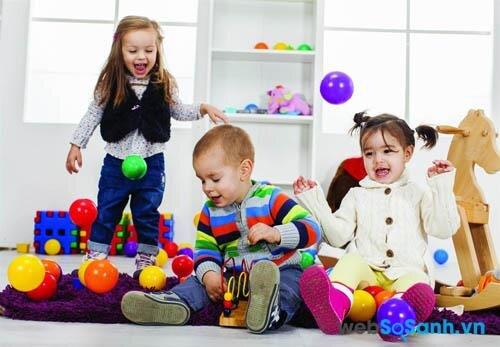 5 lợi ích thiết thực của phương pháp giáo dục Montessori cho trẻ mẫu giáo