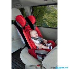 5 lỗi nguy hiểm mà bạn có thể mắc phải khi sử dụng ghế ngồi ô tô cho trẻ nhỏ
