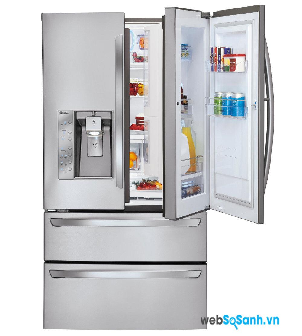 5 lưu ý để bạn mua được tủ lạnh side by side tốt nhất