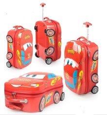 5 lưu ý khi chọn vali kéo để an toàn cho bé yêu