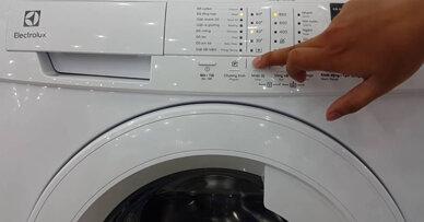 5 lưu ý sử dụng máy giặt an toàn, tiết kiệm và hiệu quả