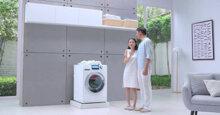 5 lý do bạn nên chọn máy giặt lồng ngang thay vì máy giặt lồng đứng