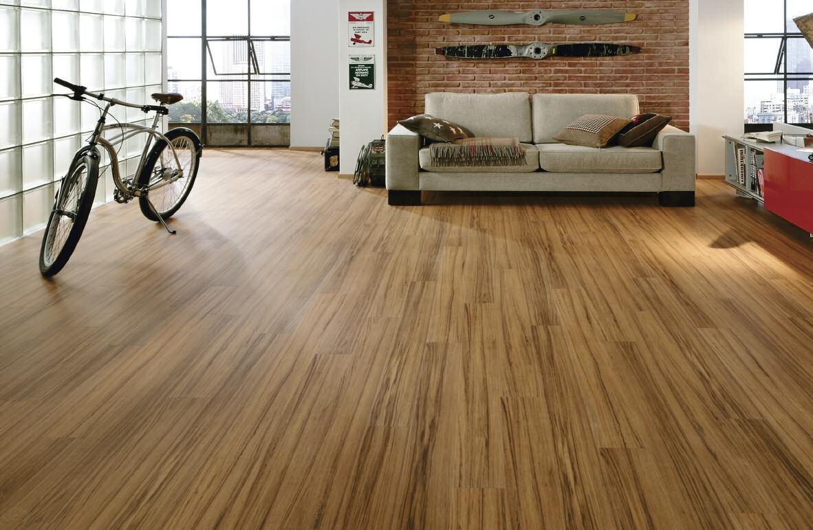 5 lý do bạn nên chọn sàn gỗ tự nhiên