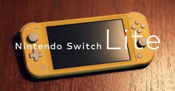 5 lý do bạn nên mua Nintendo Switch Lite