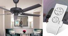 5 lý do bạn nên mua quạt trần có remote điều khiển từ xa