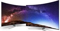 5 lý do có nên mua tivi màn hình cong xem phim đã mắt