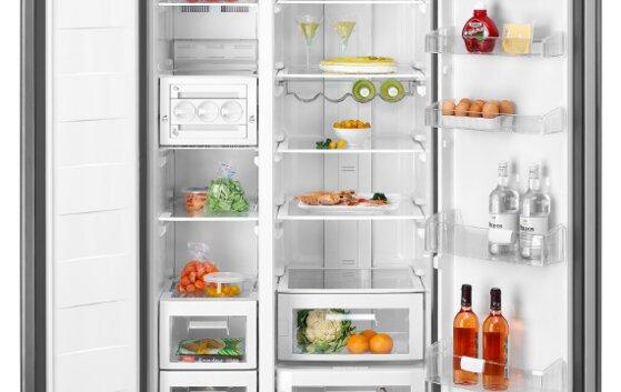 5 lý do có nên mua tủ lạnh Side by Side Panasonic hay không?