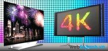 5 lý do để bạn chọn mua tivi độ phân giải 4K