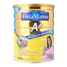 5 lý do mẹ bầu nên chọn sữa bột EnfaMama A+