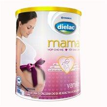 5 lý do mẹ bầu nên chọn sữa bột Dielac Optimum Mamma