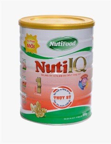 5 lý do mẹ nên chọn sữa bột Nutifood Nuti IQ Step 1 cho bé từ 0 đến 6 tháng tuổi