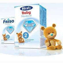 5 lý do mẹ nên chọn sữa bột Friso Hero Baby 2 cho bé từ 6 đến 10 tháng tuổi
