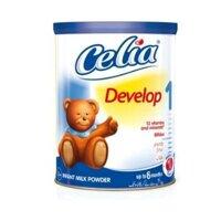 5 lý do nên chọn sữa bột Celia Develop số 1 cho bé từ 0 đến 6 tháng tuổi