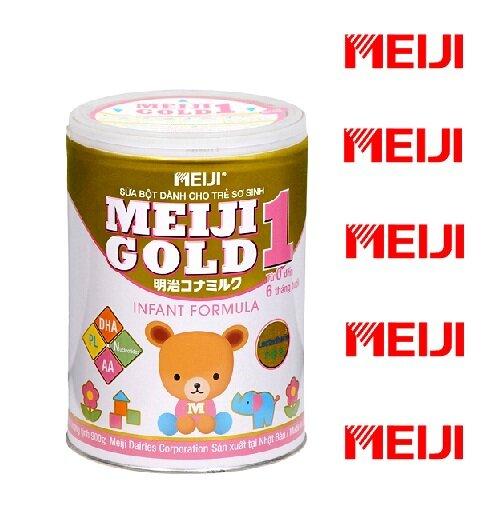 5 lý do nên chọn sữa bột Meiji Gold 1 cho bé từ 0 đến 6 tháng tuổi