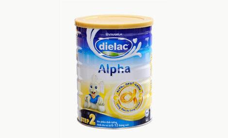 5 lý do nên chọn sữa bột Dielac Alpha Step 2 cho bé từ 6 đến 12 tháng tuổi