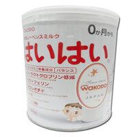 5 lý do nên chọn sữa bột Wakodo Hai Hai số 0 cho bé từ 0 đến 12 tháng tuổi