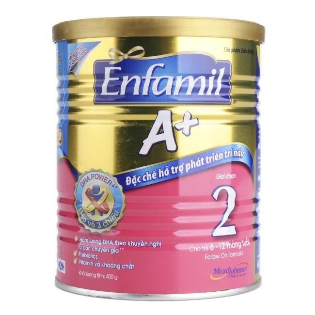 5 lý do nên chọn sữa bột Enfamil A+ 2 900g cho bé từ 6-12 tháng