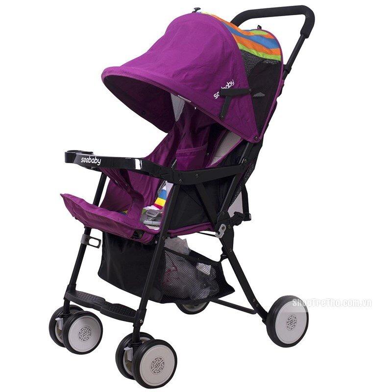 5 lý do nên chọn xe đẩy trẻ em Seebaby QQ3 cho bé