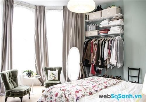 5 mẫu tủ quần áo thiết kế hiện đại