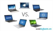 5 mẫu ultrabook tốt nhất có thể thay thế Apple MacBook Pro