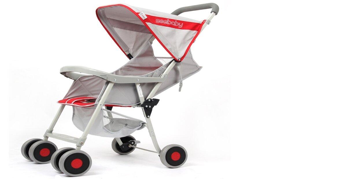 5 mẫu xe đẩy trẻ em Seebaby giá rẻ, tốt nhất thị trường hiện nay
