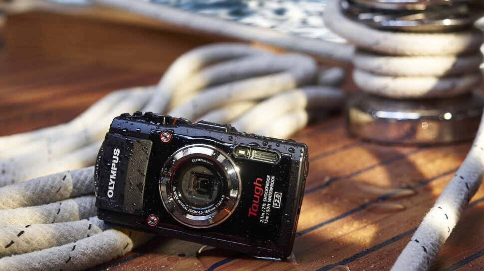 5 máy ảnh compact chống thấm nước ấn tượng nhất năm 2015