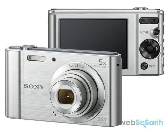 """5 máy ảnh """"point and Shot"""" giá rẻ chất lượng cho mùa du lịch"""